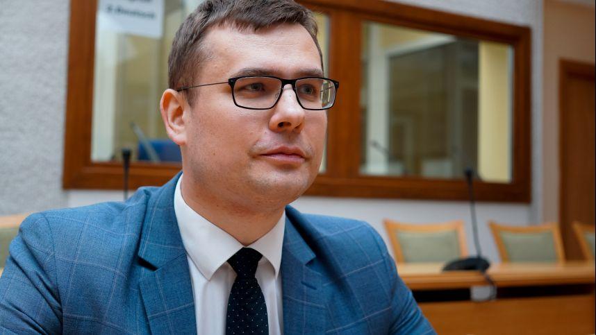 """L. Kasčiūnas: """"Surinkti parašai Seimo narės I. Rozovos apkaltai dėl jos ryšių su Rusijos atstovais"""""""