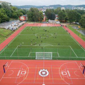 J. Lelevelio gimnazijos stadionas